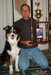 Dan Roy, Dog Trainer